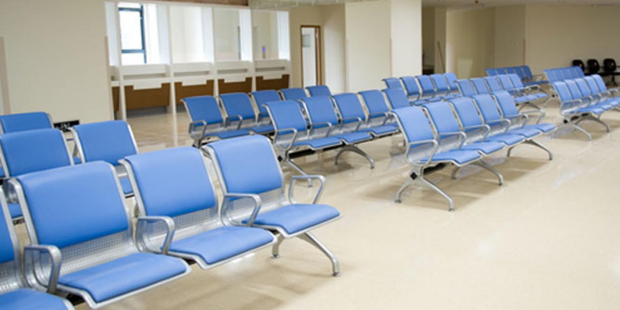 Salas de espera y recepciones de centros médicos: ¿un foco de infecciones?