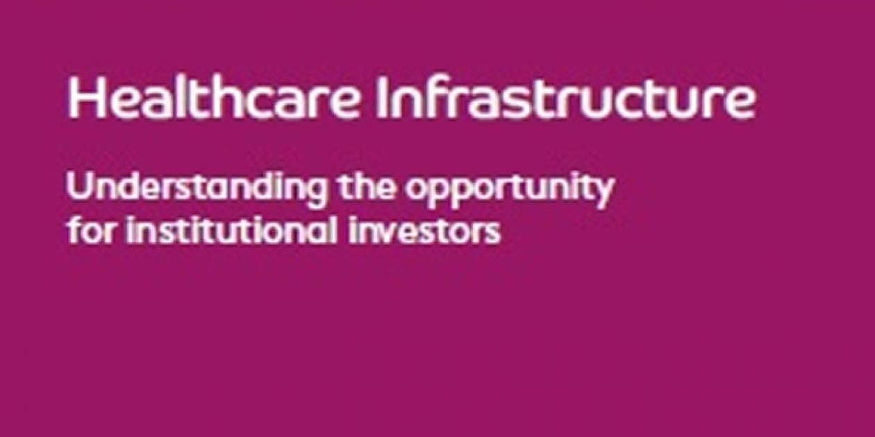 El mercado de infraestructura médica crecerá 200 billones de dólares en cinco años.