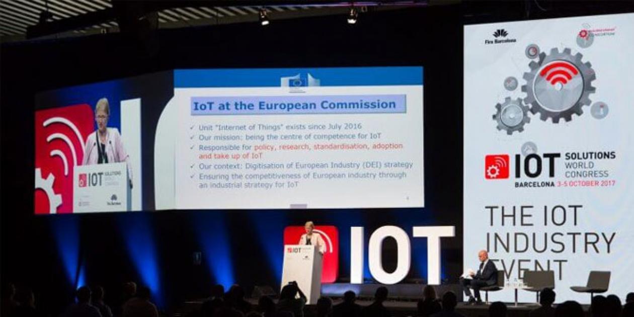 Principales novedades del IoT Solutions World Congress