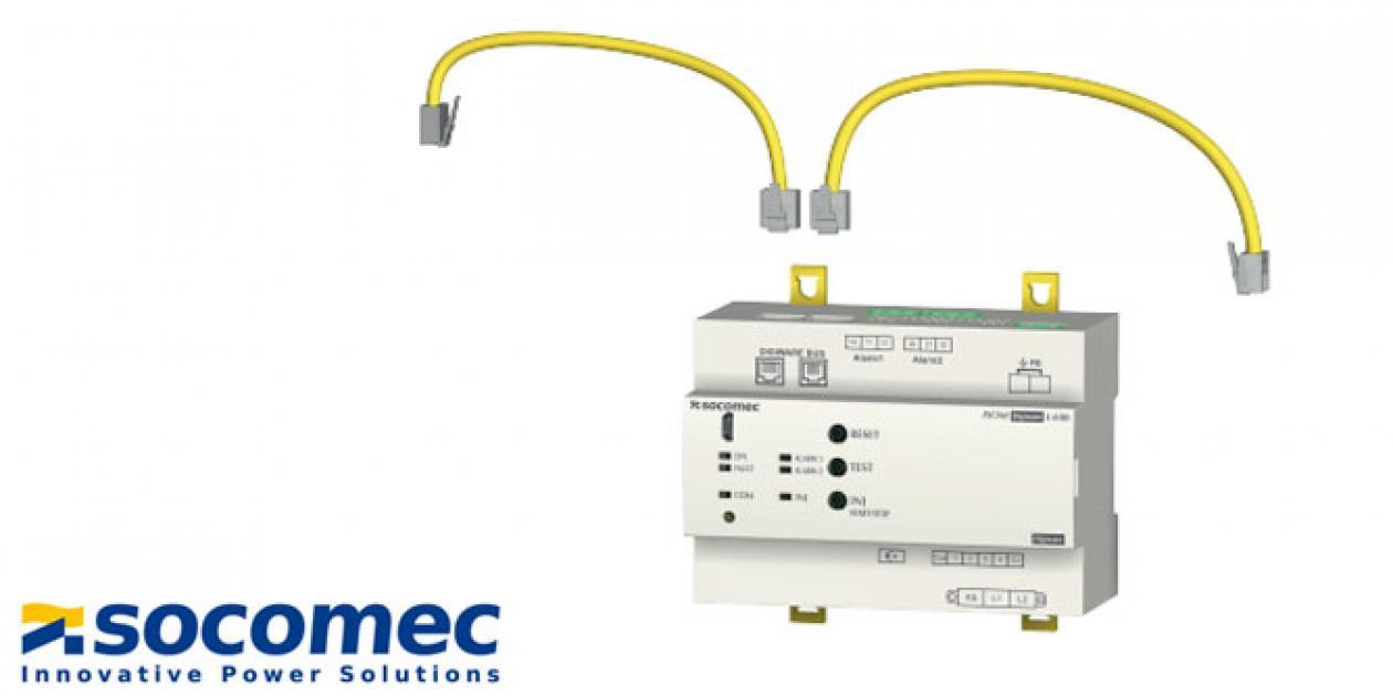 Socomec – ISOM Digiware L-60h
