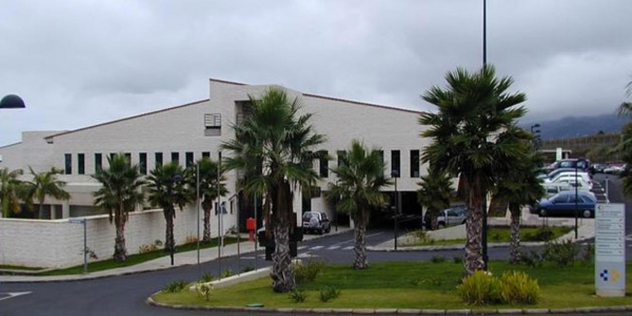 Nuevo edificio para el Hospital de La Palma