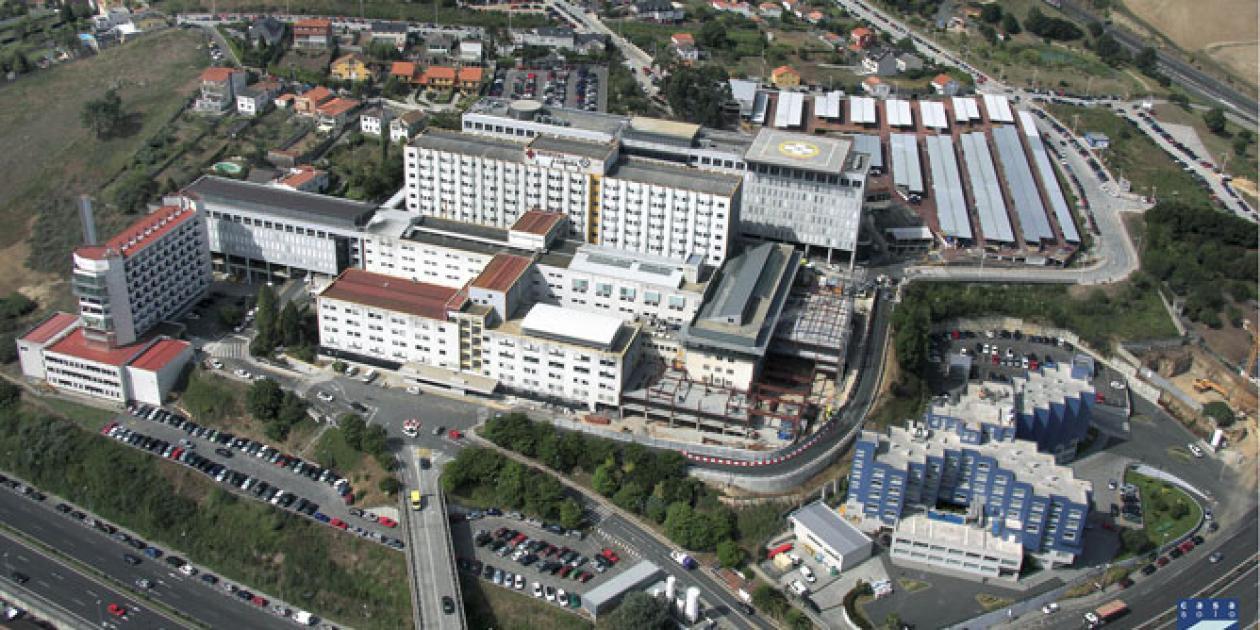 Proyecto del plan director del Complejo Hospitalario Universitario A Coruña