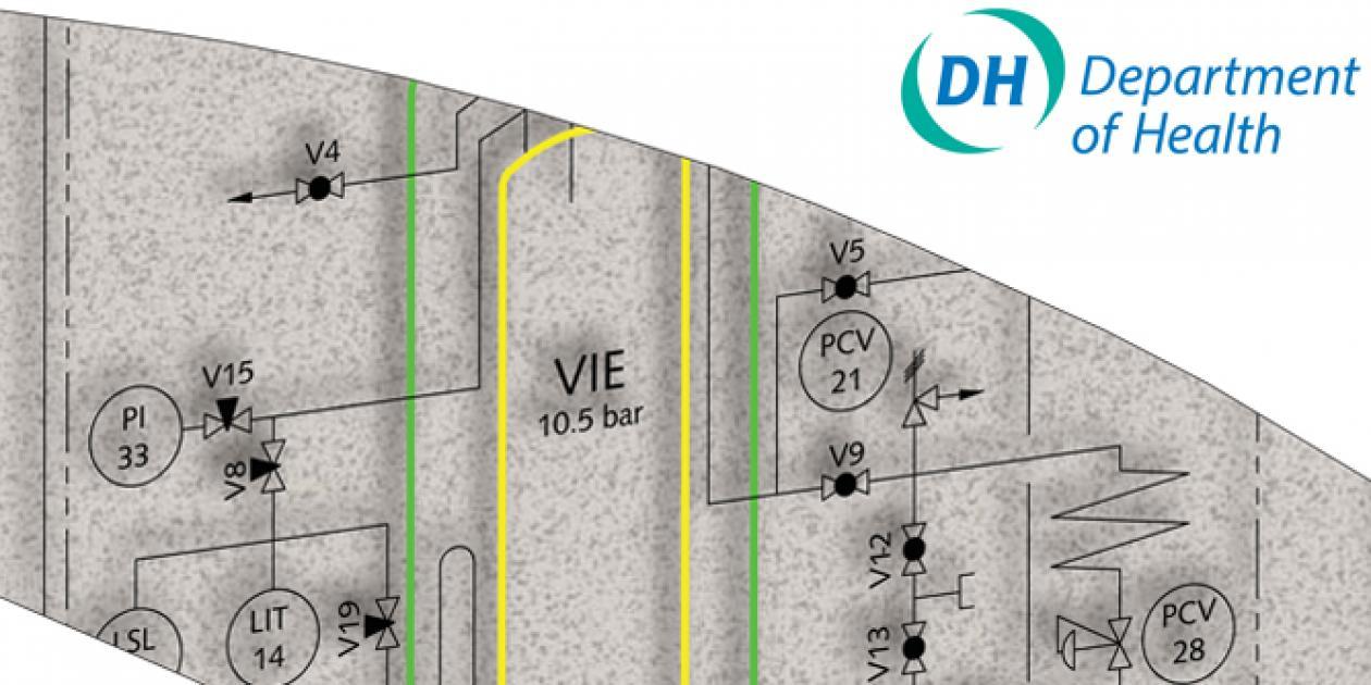 Sistema de distribución de gases medicinales: Diseño, instalación, validación y verificación