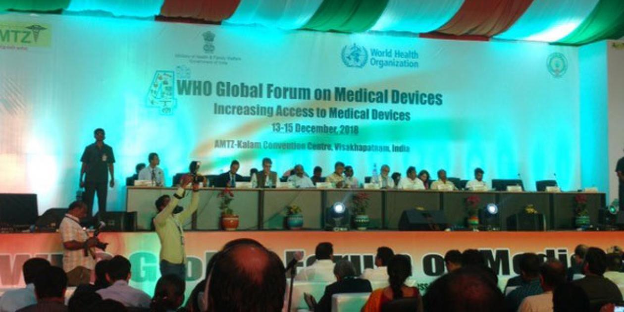 Nueva nomenclatura internacional de dispositivos médicos impulsada por la OMS