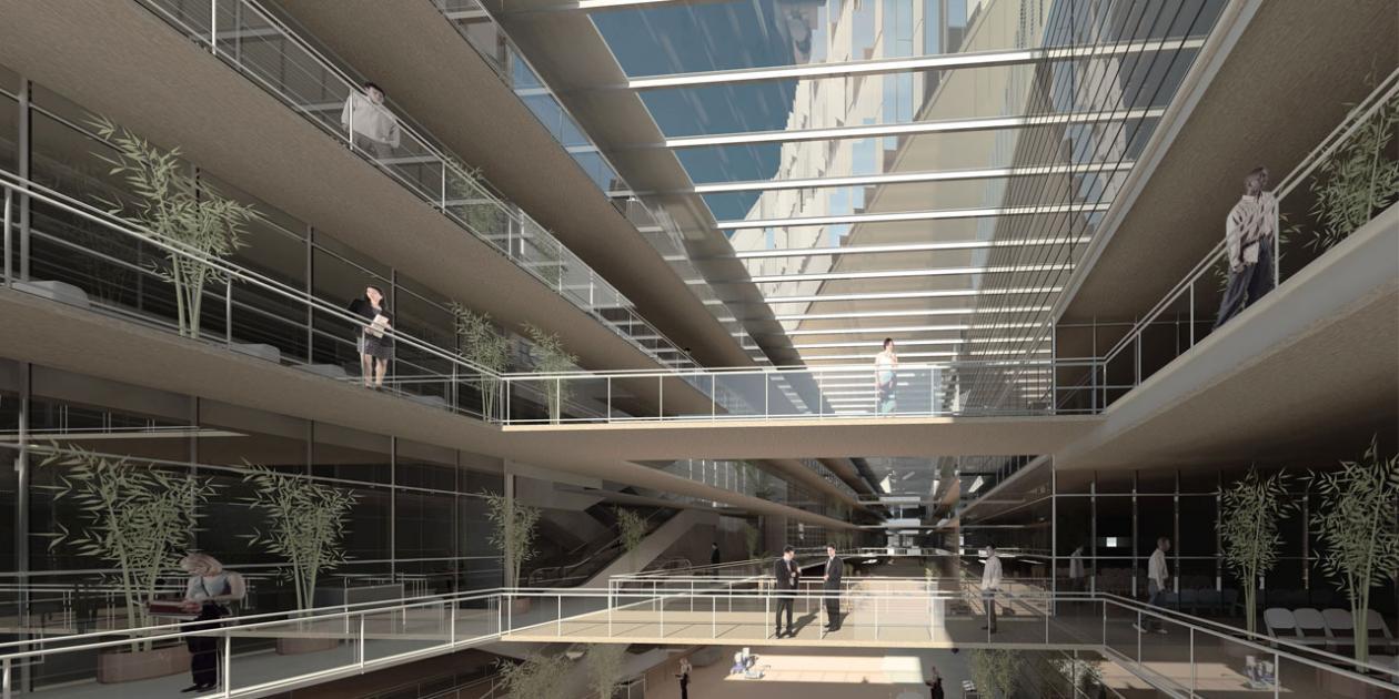 Reforma y ampliación del Hospital de Montecelo