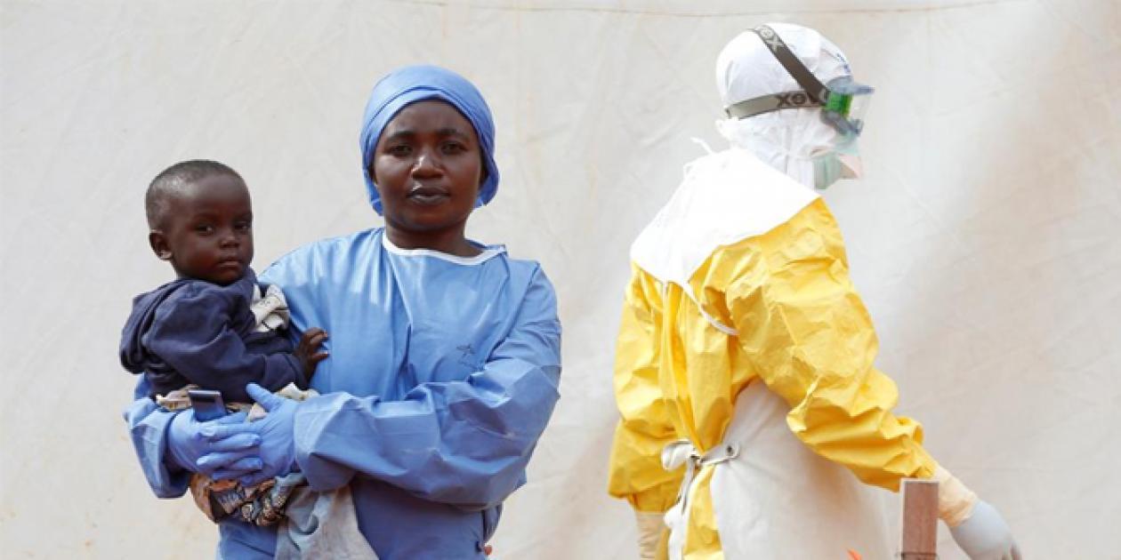 Más de 1.300 fallecidos por la epidemia de ébola en el Congo