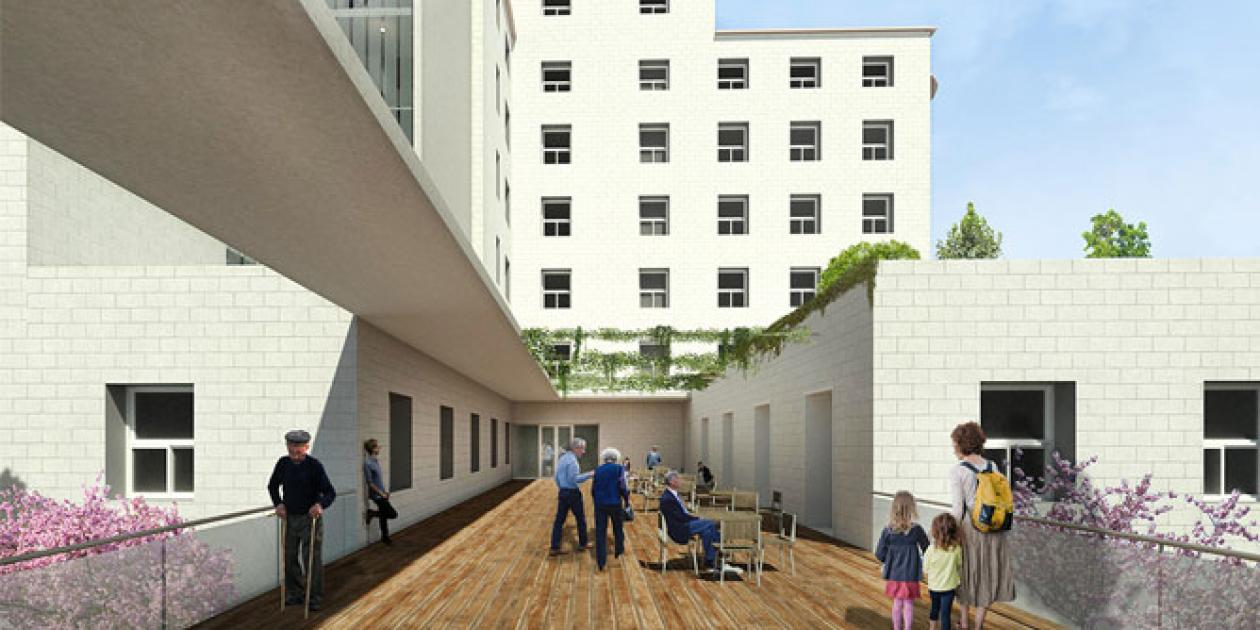 CASA SOLO gana el concurso para la reforma del Hospital Verge del Toro en Maó
