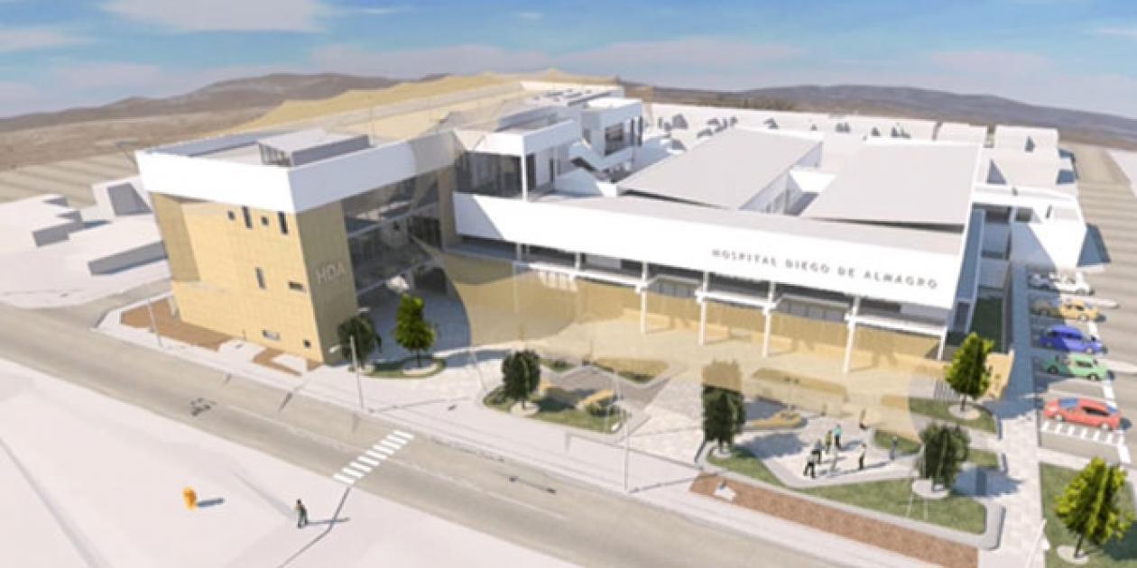 Luz verde a la construcción del nuevo Hospital en Diego de Almagro en Chile