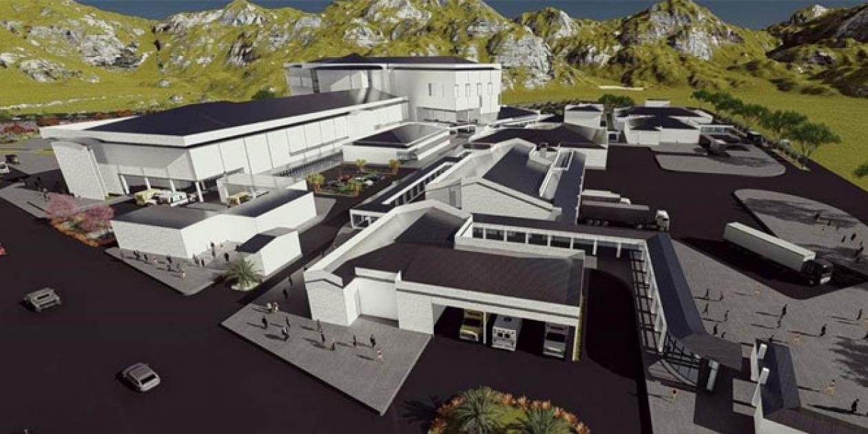 Firmado el contrato para la construcción de un nuevo hospital en Turrialba