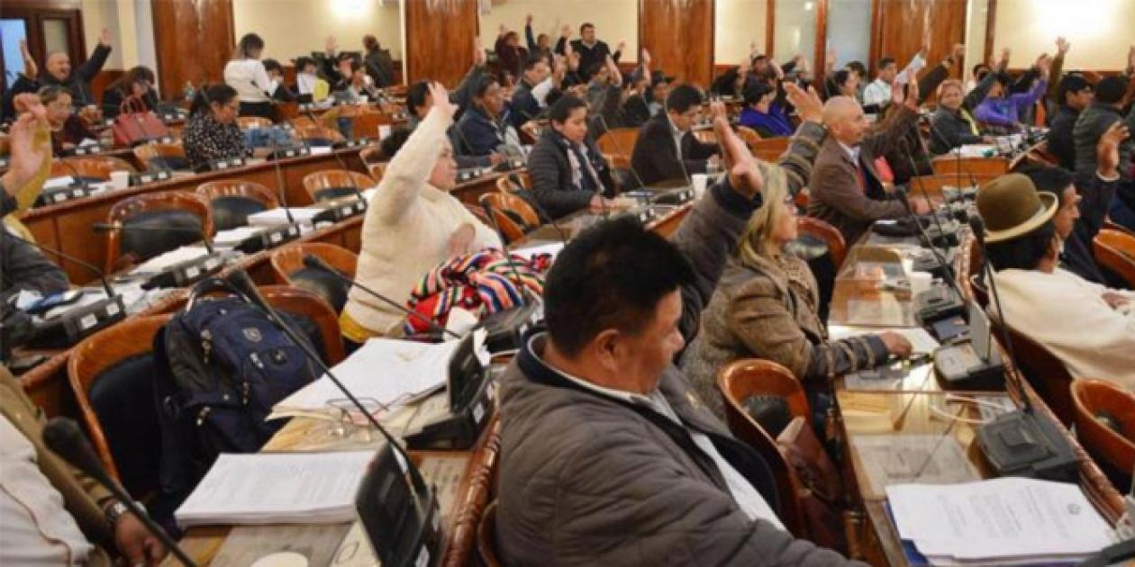 Bolivia anuncia 10 nuevos hospitales y 57 centros de salud