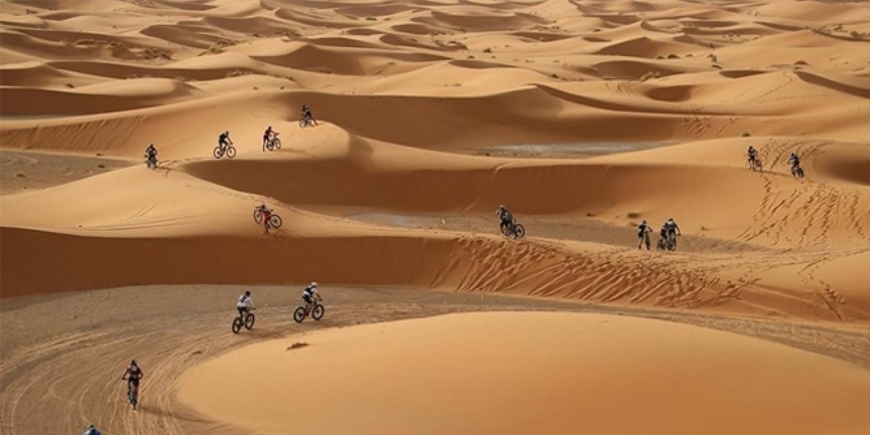 Telemedicina al límite: una experiencia deportiva en el desierto