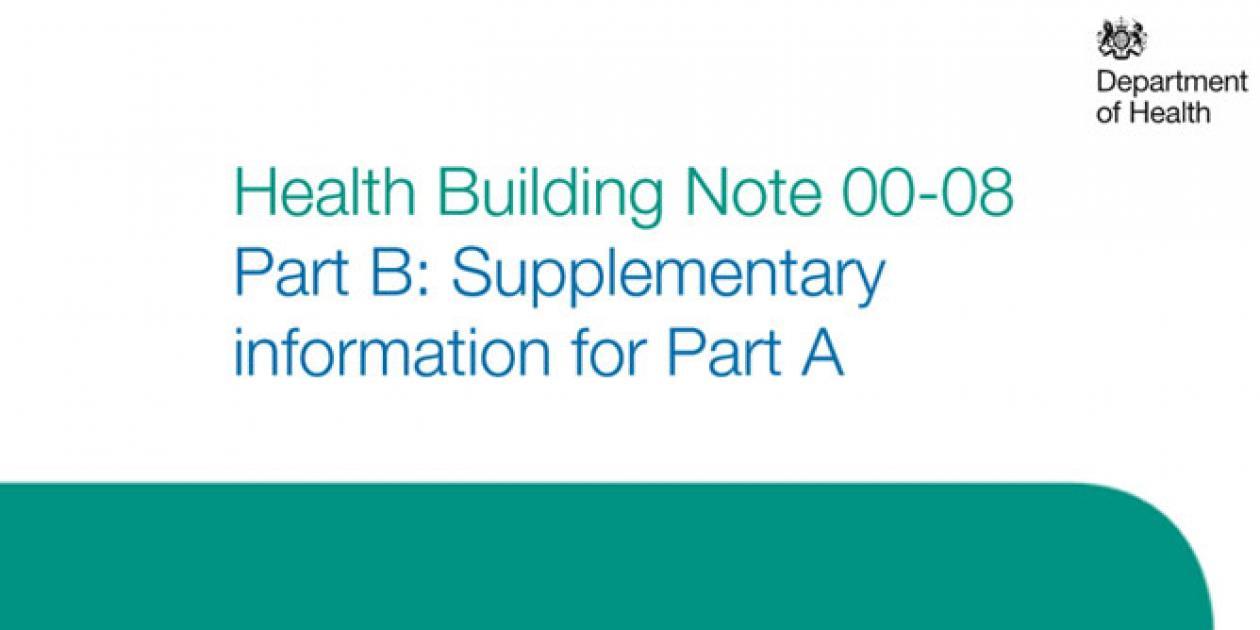 Información suplementaria para el documento de gestión eficiente de centros de salud