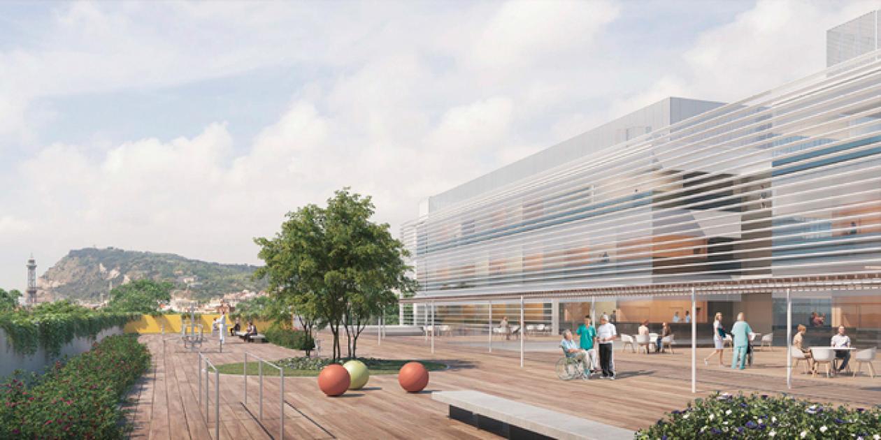 Cocreación del futuro Hospital del Mar de Barcelona