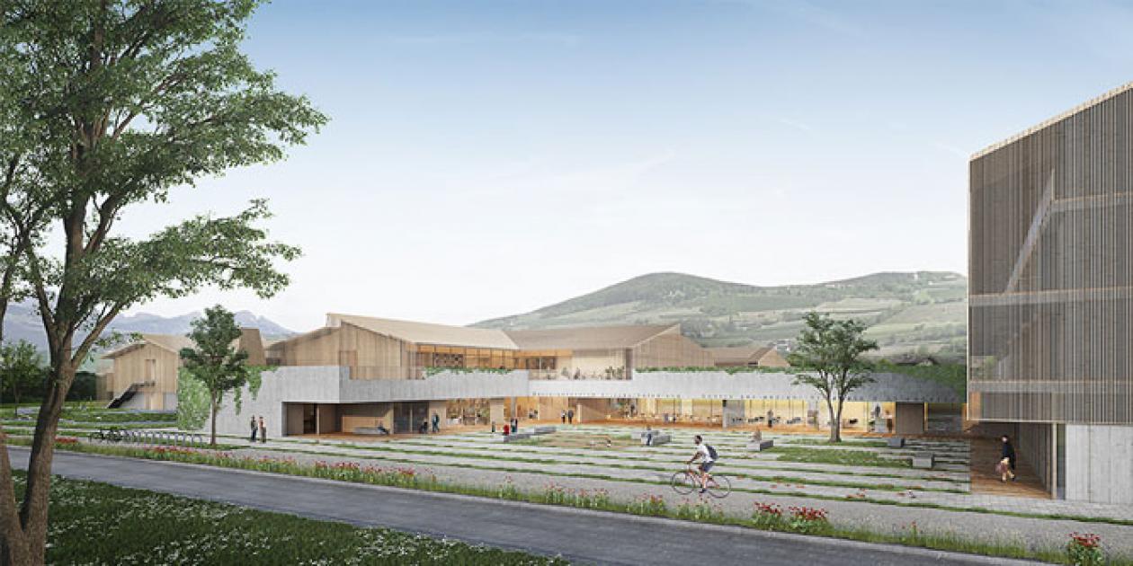Un edificio multisostenible: la residencia sanitaria Villaggio Elisabetta