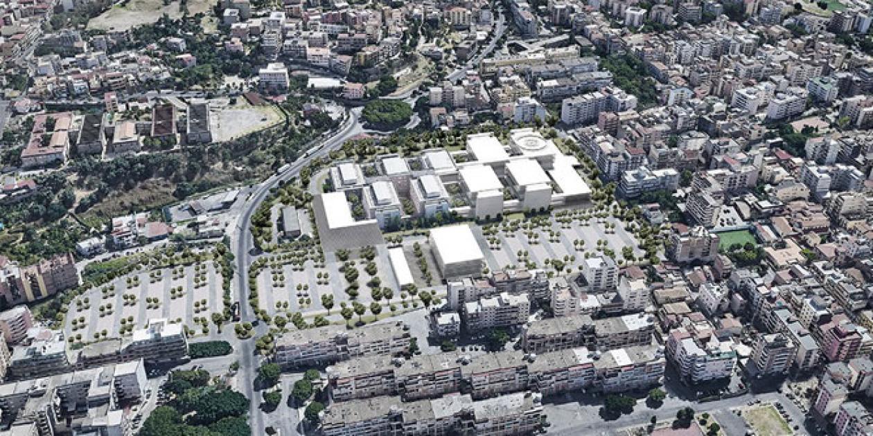 Pinearq vence en el concurso para la ampliación del Hospital Morelli en Reggio Calabria