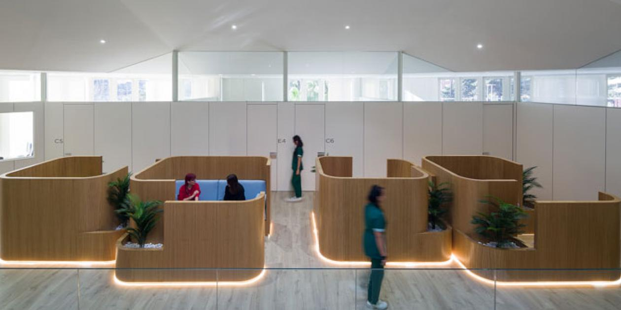 Rehumanizando desde la arquitectura