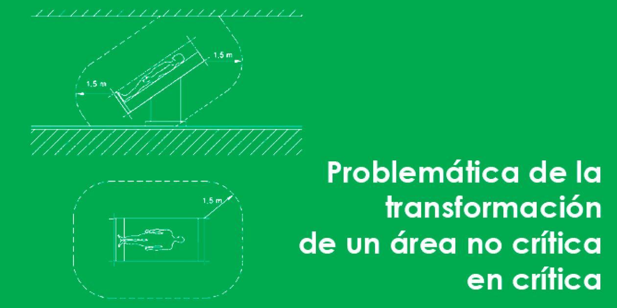 Problemática de la transformación de una instalación eléctrica de un área no crítica en crítica