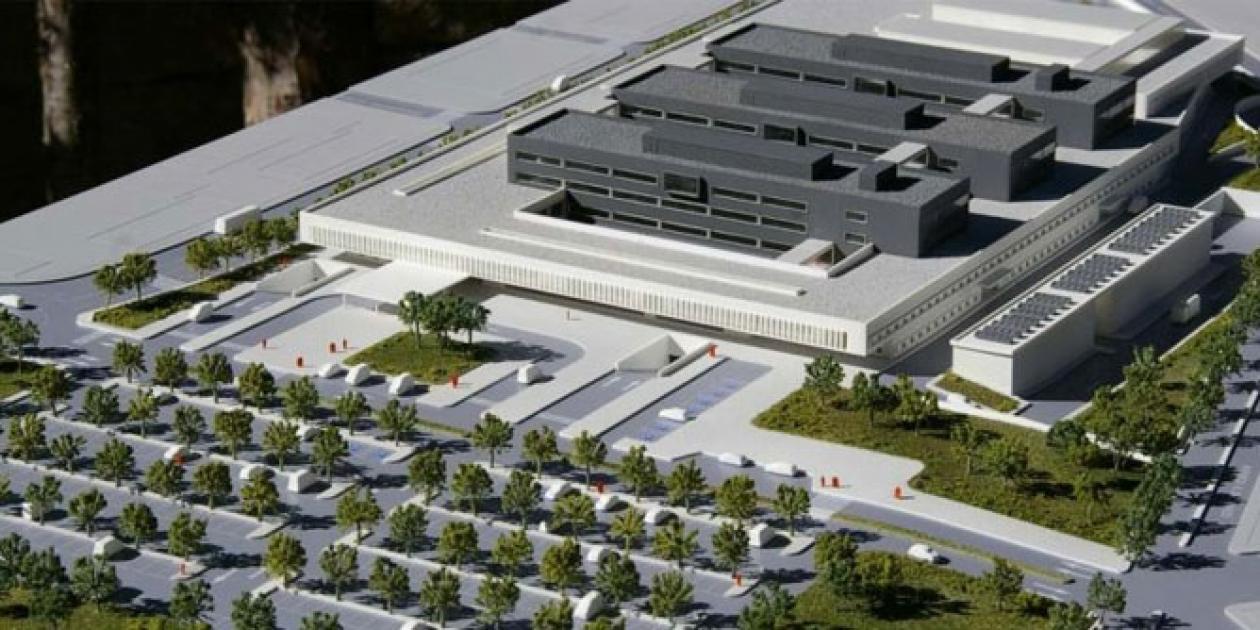 Luz verde a la contratación del proyecto de obra del nuevo Hospital de Puertollano