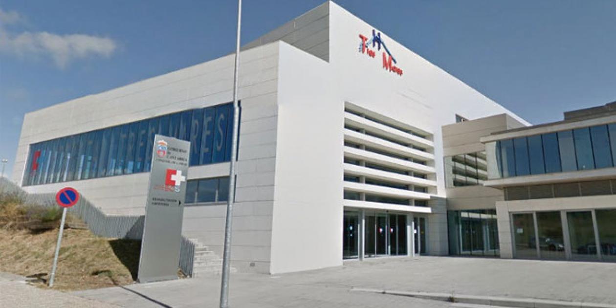 Renovación de la impermeabilización de cubiertas del Hospital Tres Mares