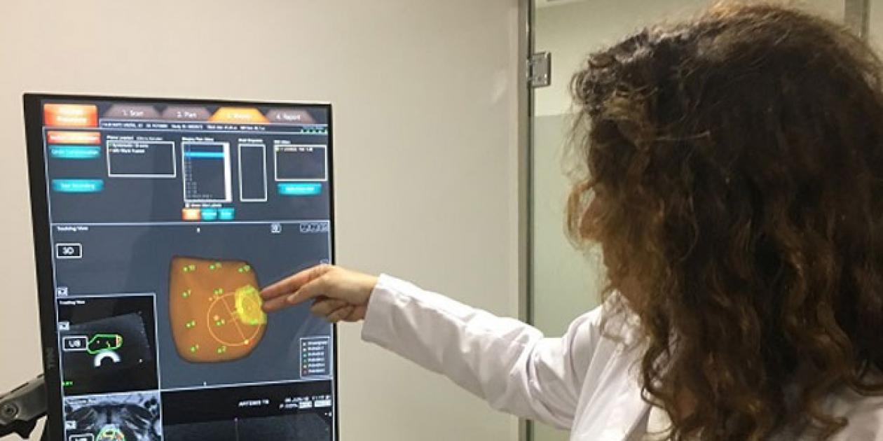 El robot Artemis detecta un 26% de casos de cáncer que no se detectan con otras técnicas