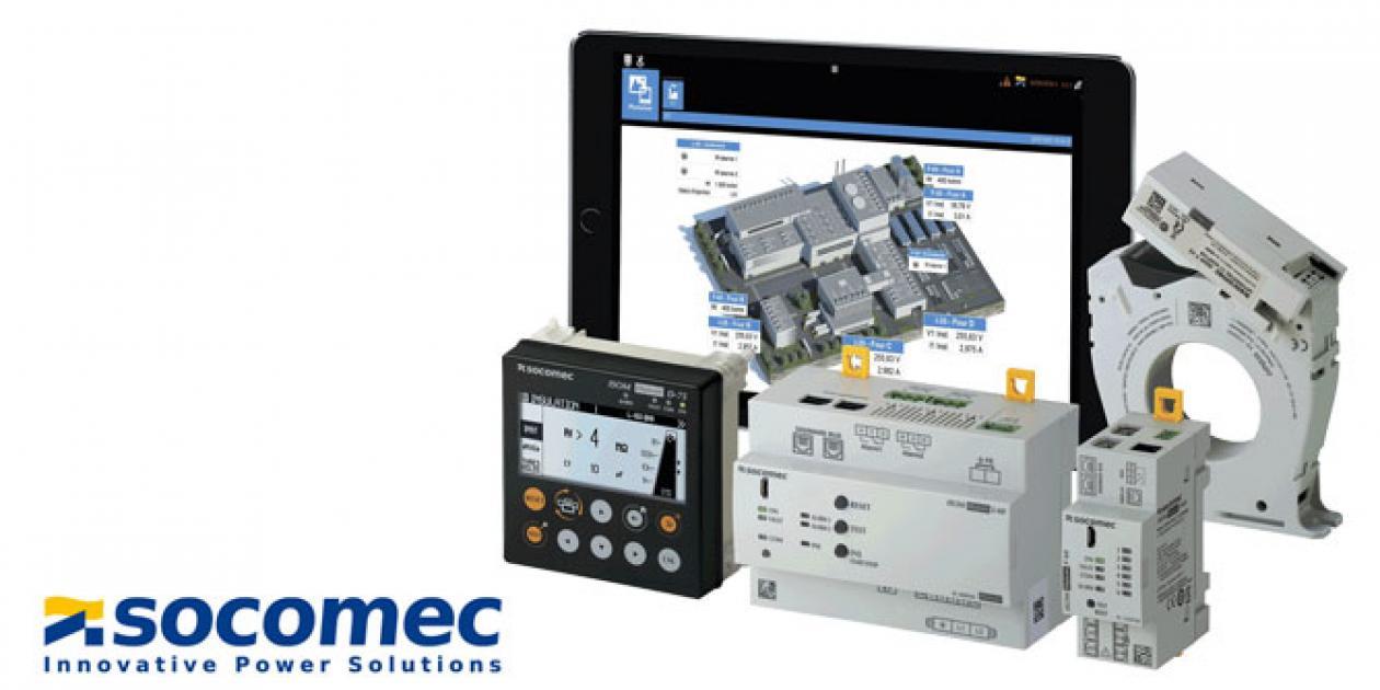 ISOM DIGIWARE - Sistema de control permanente de aislamiento para instalaciones con esquema IT