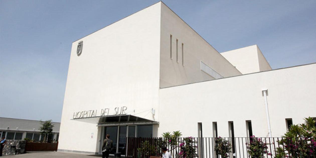 Suministro de mobiliario clínico para el Hospital del Sur de Tenerife