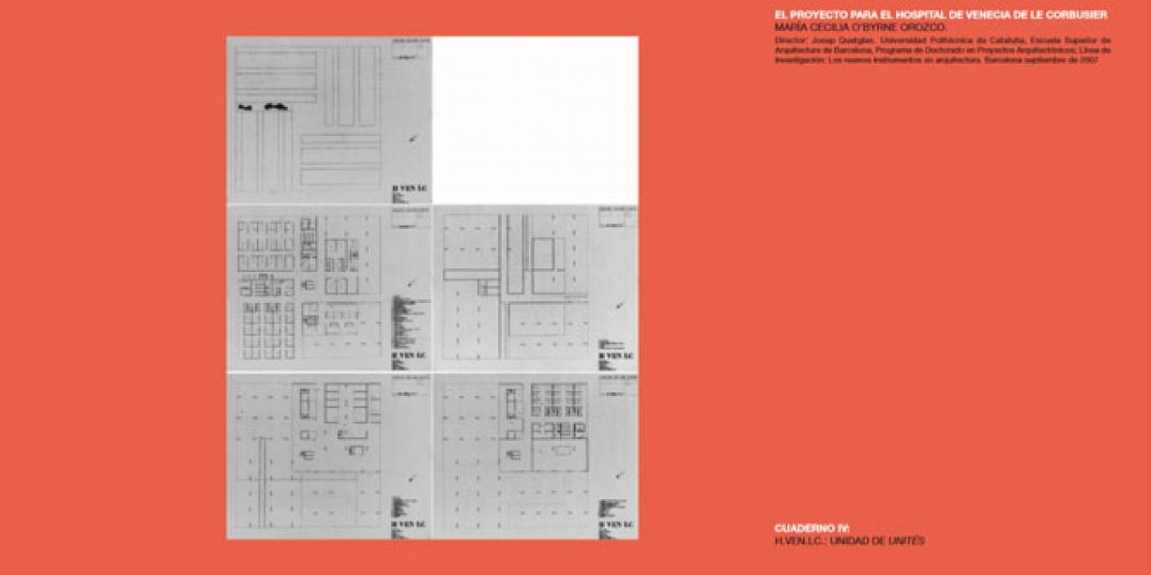 El proyecto para el hospital de Venecia de Le Corbusier