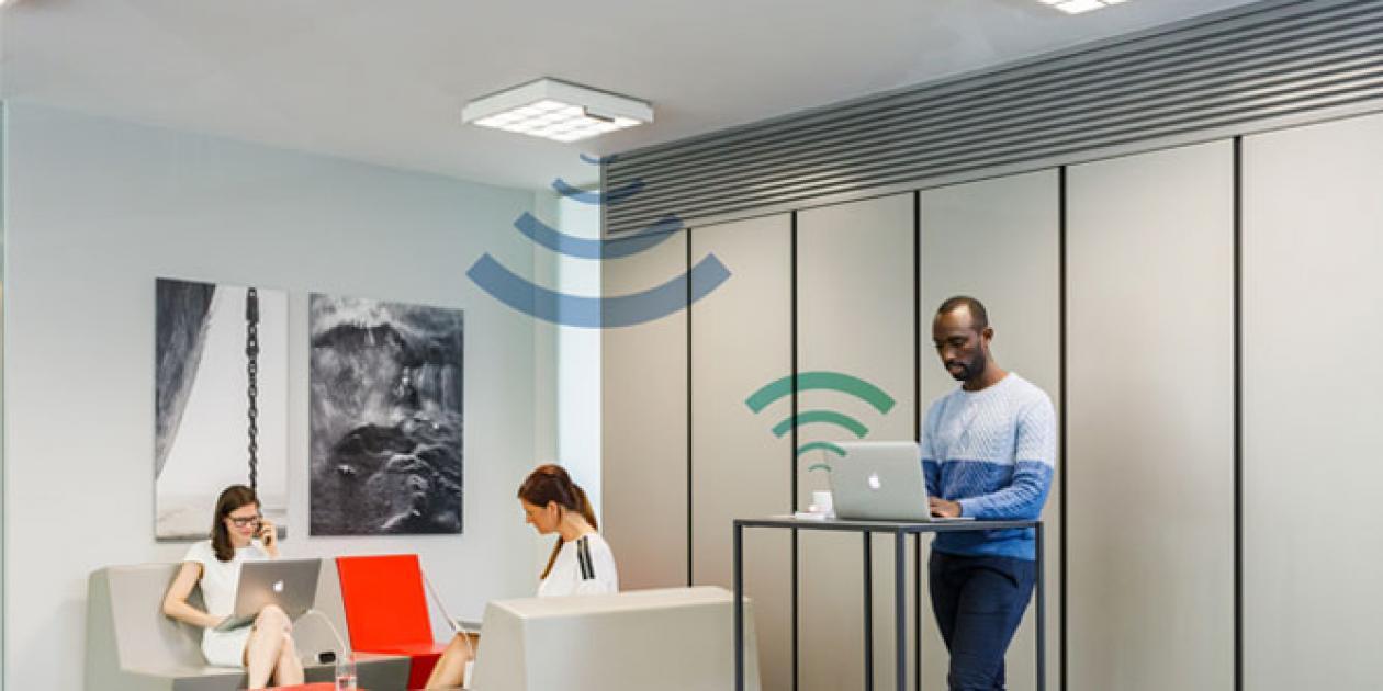 Trulifi: El sistema comercial de LiFi de alta velocidad más fiable