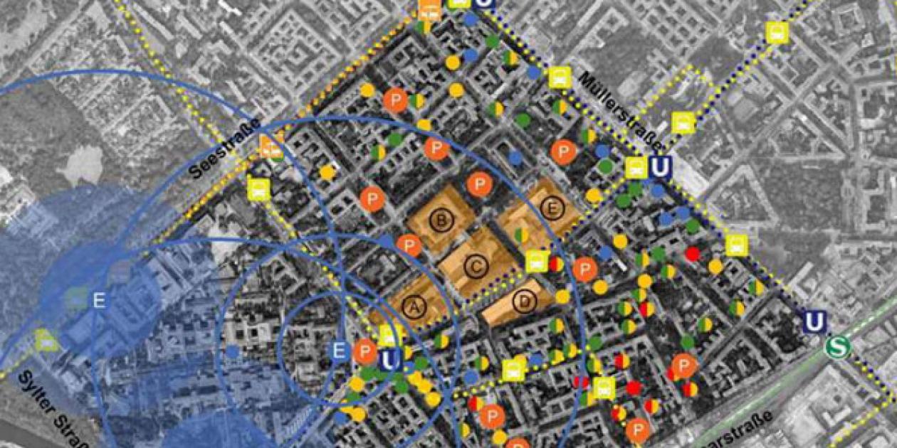 Vecindarios médicos: planificación urbana y consideraciones en el diseño
