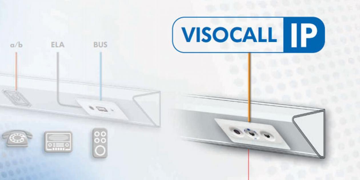 Visocall IP de Schrack Seconet