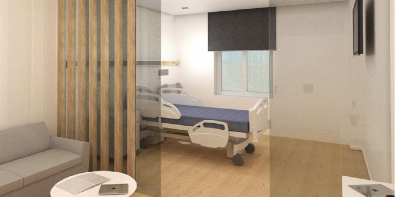 La habitación como lugar habitable
