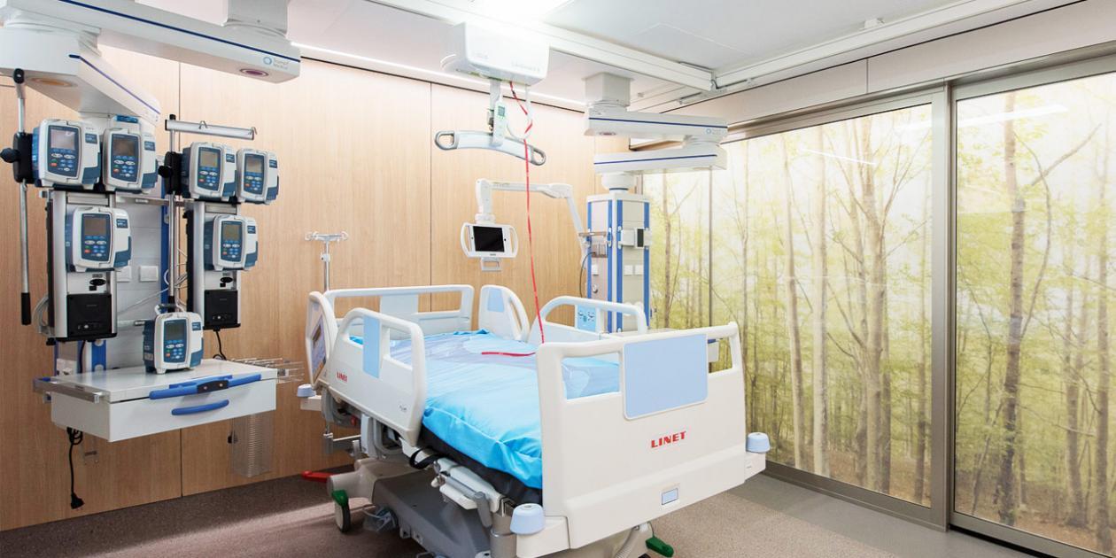 Unidad de Cuidados Intensivos Hepática del Hospital Clínic de Barcelona: el diseño centrado en el paciente