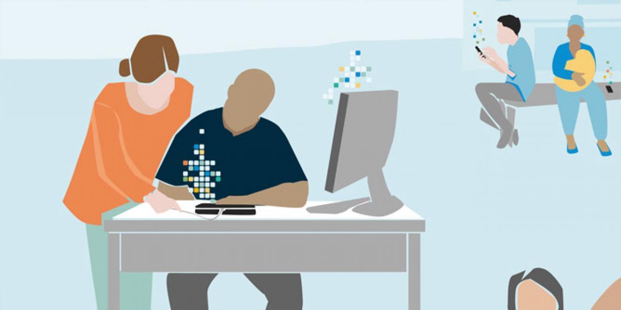 Recomendaciones de las intervenciones digitales en el sistema de salud