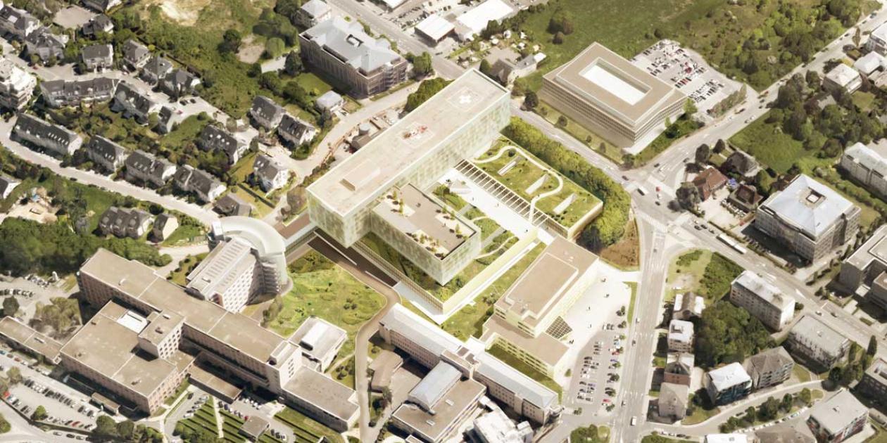 Edificios Hospitalarios de consumocas nulo