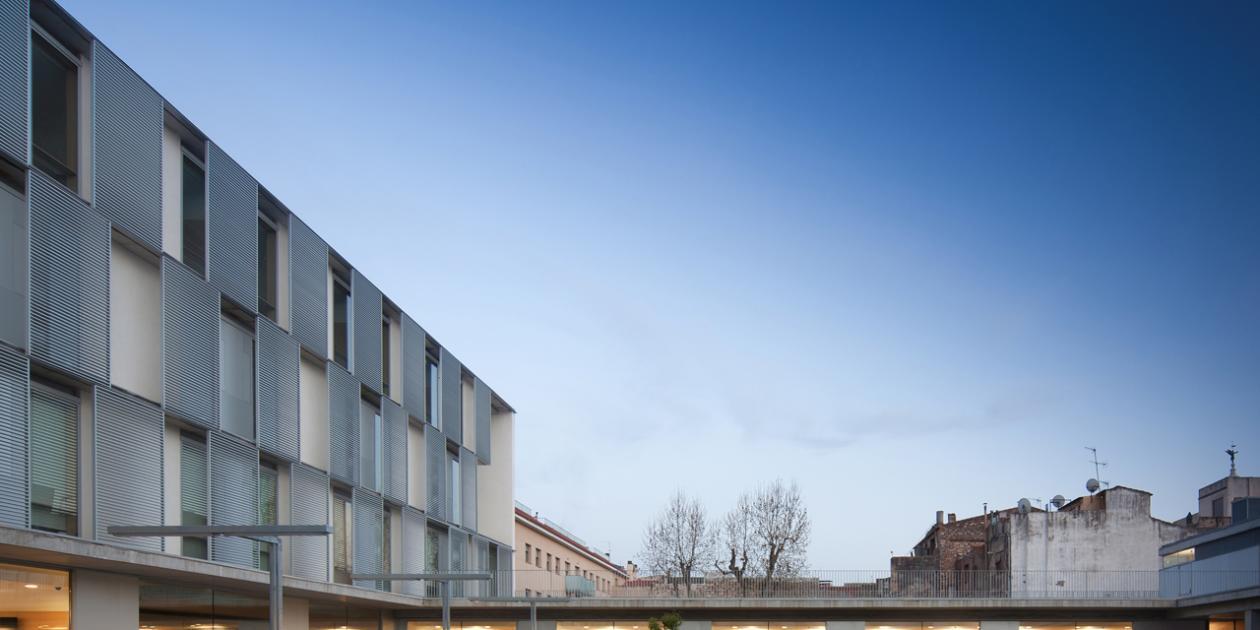 Edificio Socio-sanitario en Vilanova i la Geltrú