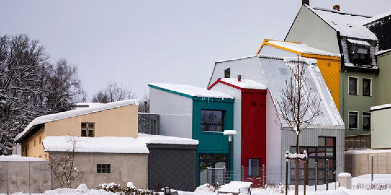 Centro de Día para Niños en Selb