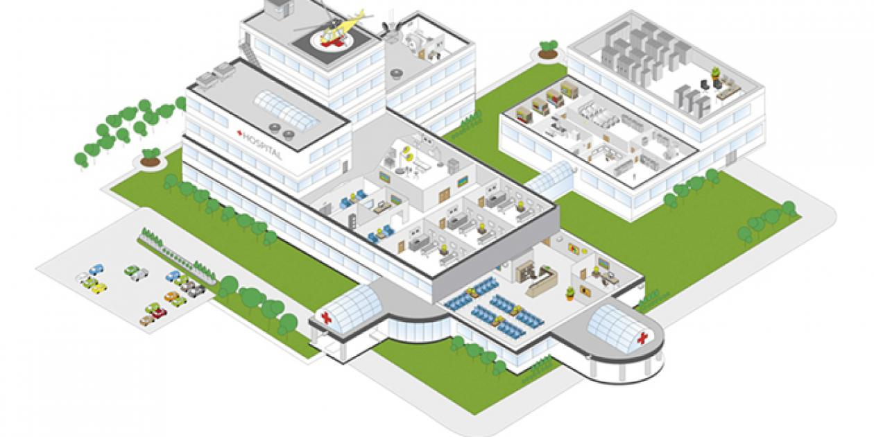 Schneider Electric presenta EcoStruxure for Healthcare, Big Data para Hospitales