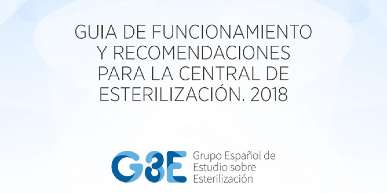 Guía de funcionamiento y recomendaciones para la central de esterilización