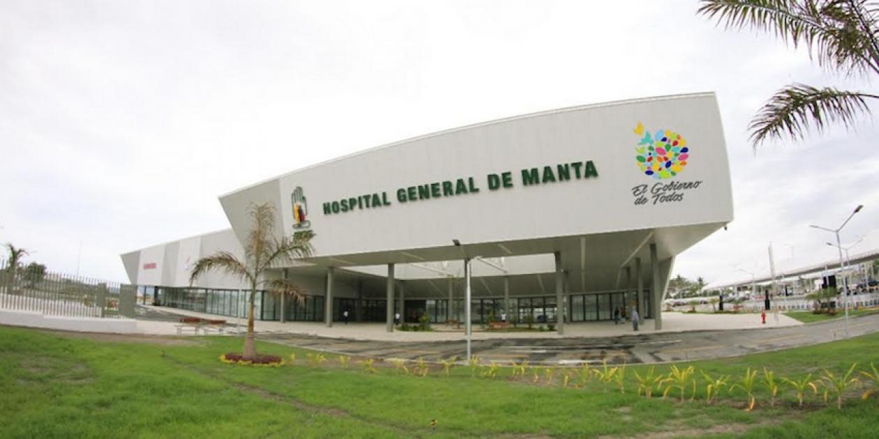 Inauguración de el nuevo hospital de Manta