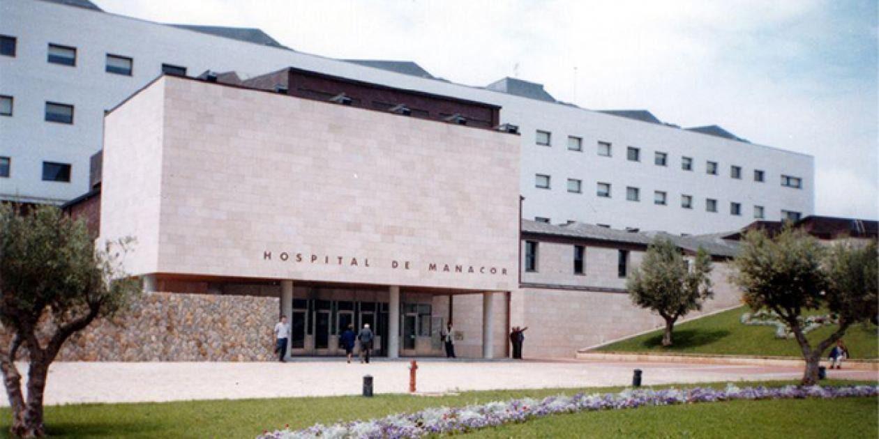 Substitución de dos enfriadoras para climatización en el Hospital de Manacor