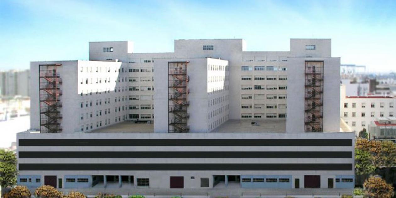El hospital Puerta del Mar en Cádiz se vuelve a aplazar