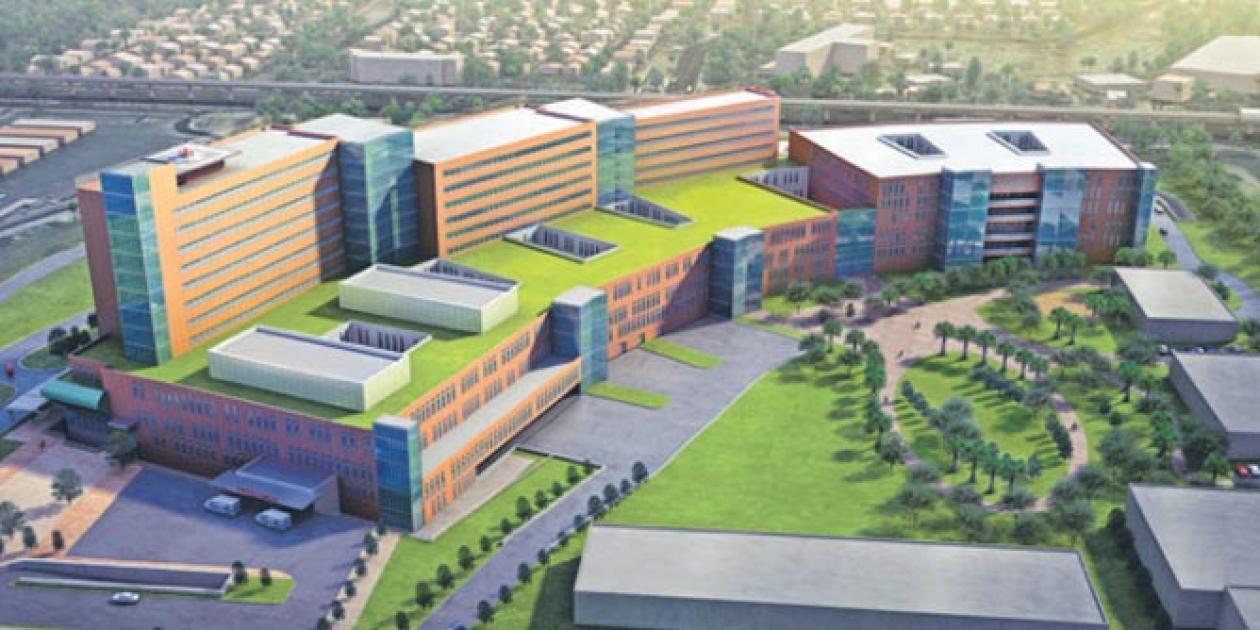 Nuevo Hospital Sótero del Río para 2025