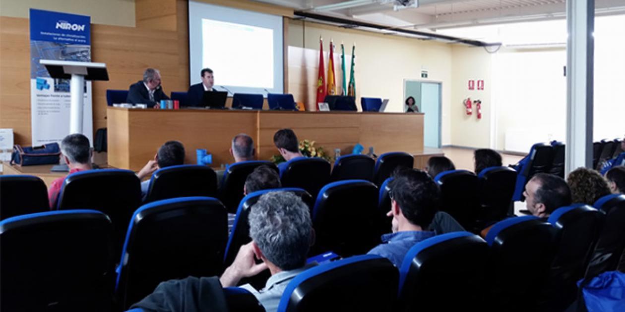 Italsan se reúne en Mérida con el Servicio Extremeño de Salud
