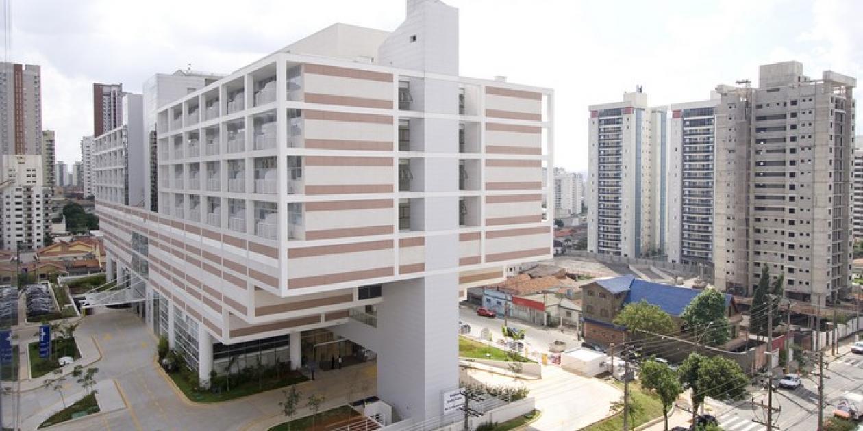 Hospital San Luis y Unidad de Maternidad Anália Franco