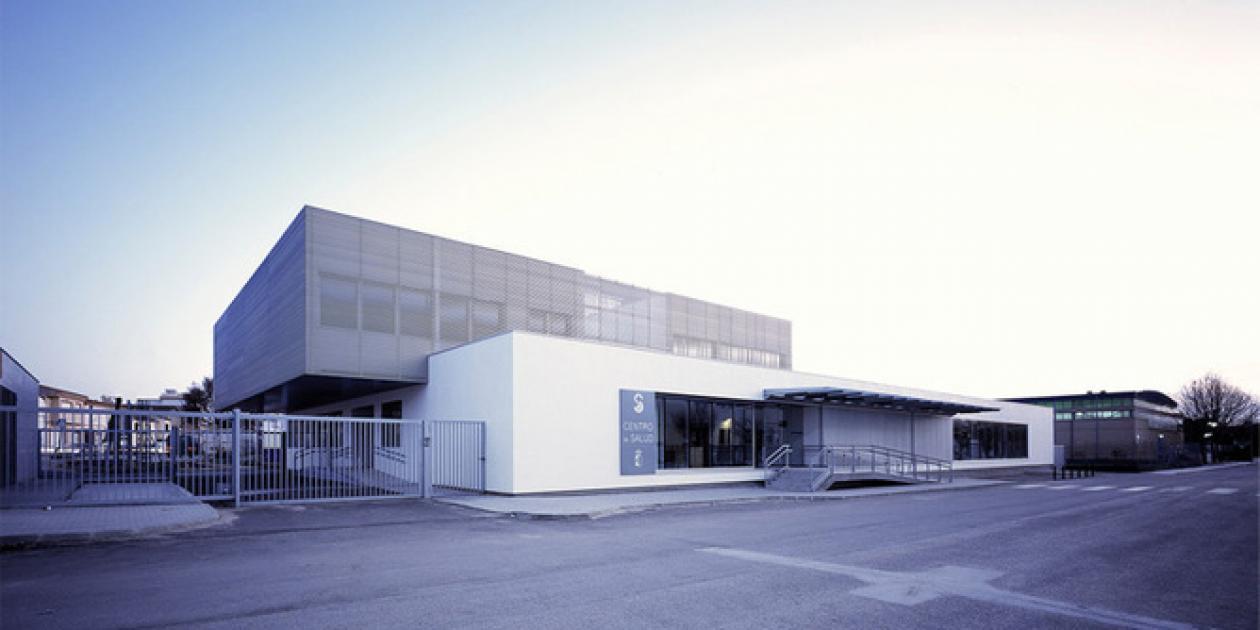 Centro de Salud de Quintanar del Rey