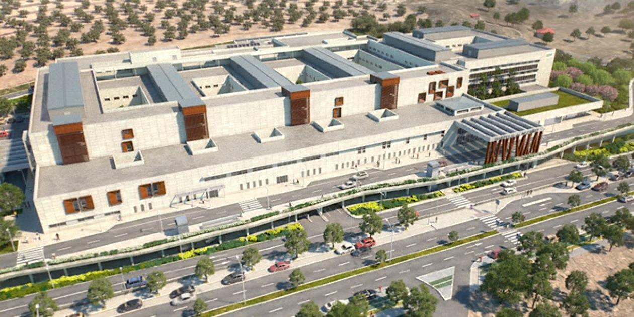 La UTE del Hospital de Alcañiz pide más iniciativa a las empresas de la zona