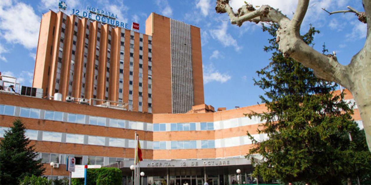 Mantenimiento de los equipos para el diagnóstico de imagen del Hospital 12 de Octubre