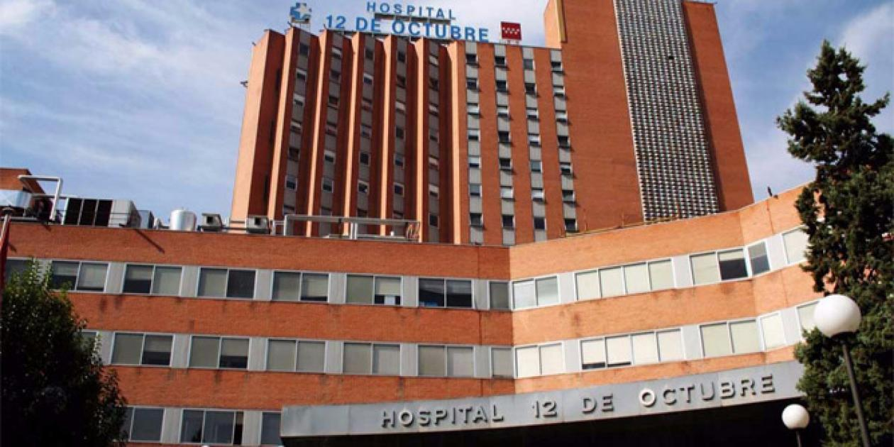 Mantenimiento de los equipos de diagnóstico por imagen del Hospital Universitario 12 de Octubre