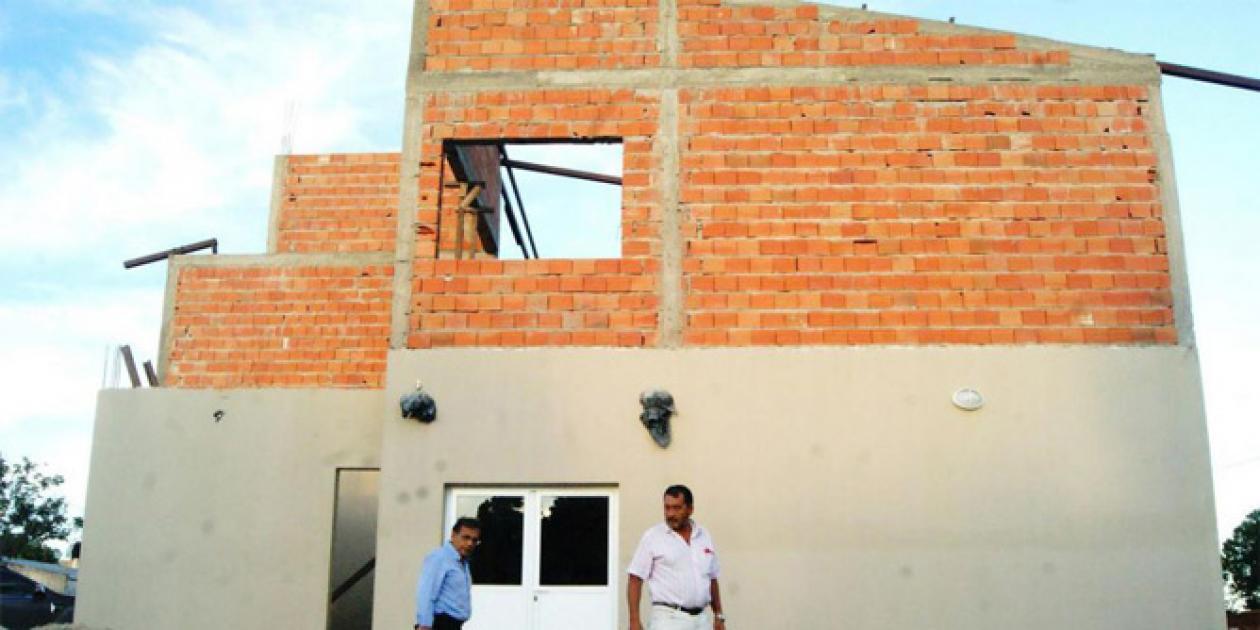 Avanza la segunda etapa de las obras en el hospital de San Cosme