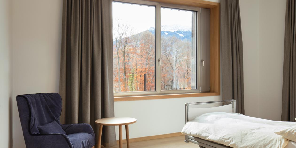 Klinik Gut en Suiza